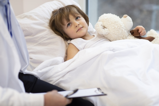小児悪性腫瘍患者指導管理料
